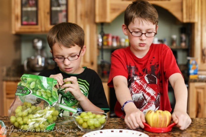 Cooking with Kids; How to teach kids to cook