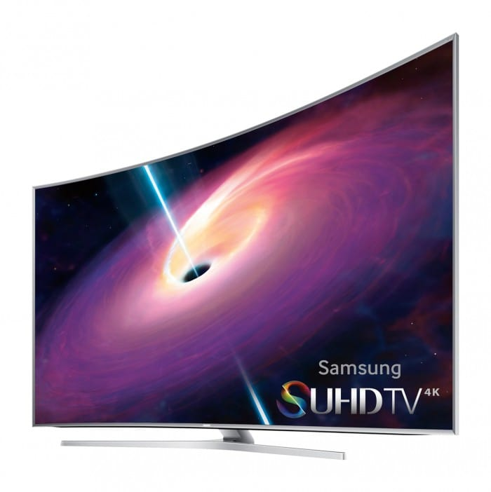 Samsung SUHD TV now at Best Buy