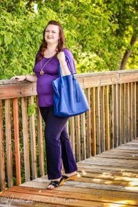 Stunning Adora Bag in Leather for Stylish Moms!