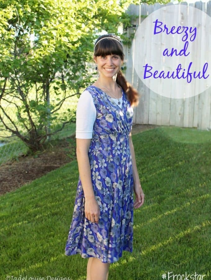 Breezy and Beautiful with Karina Dresses #Frockstar