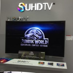 See the Samsung SUHD TV Live now at Best Buy