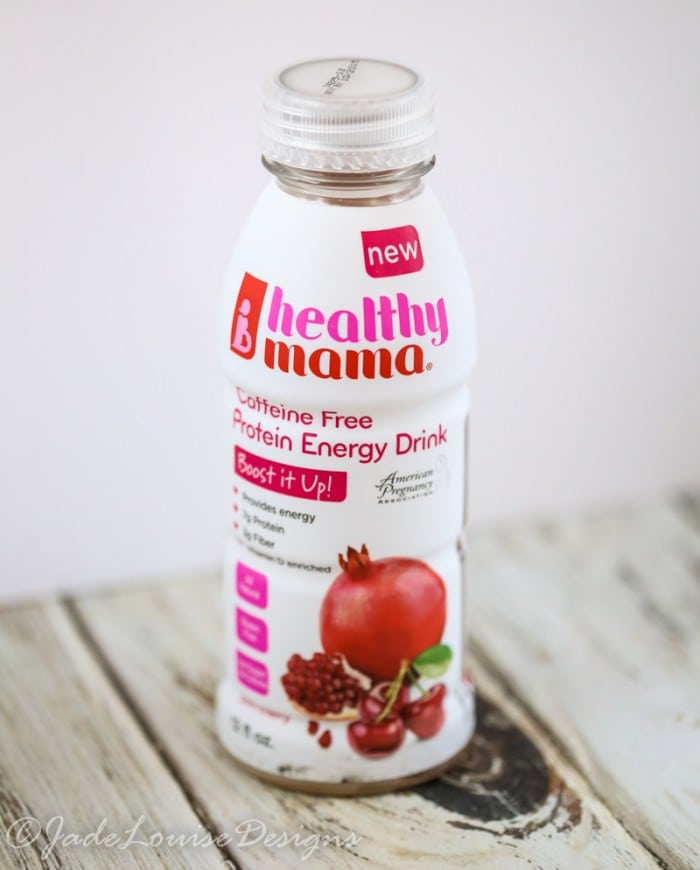Increase Energy In Pregnancy and feel great with healthy mama®