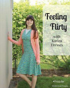 Feeling Flirty with Karina Dresses #frockstar