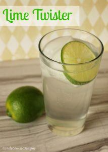 Lime Twister – An Easy Lime Drink