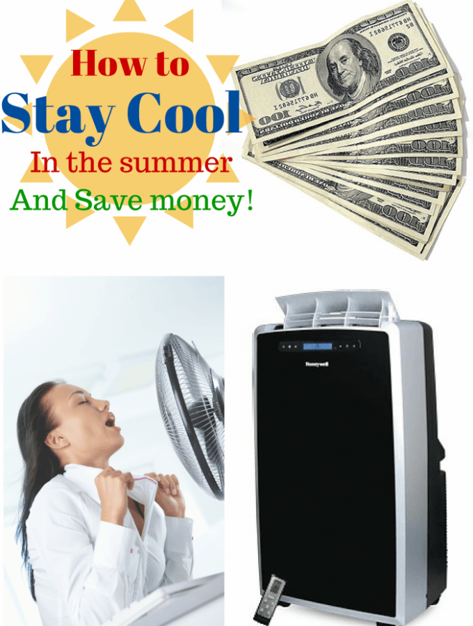How to stay cool in Summer without hurting your power bill