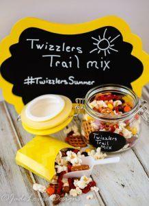Easy Twizzlers Twists Trail Mix Recipe