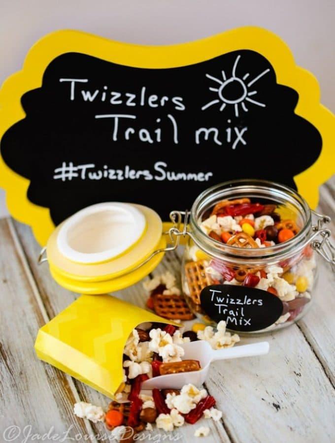 Easy Twizzlers Twists Trail Mix Recipe