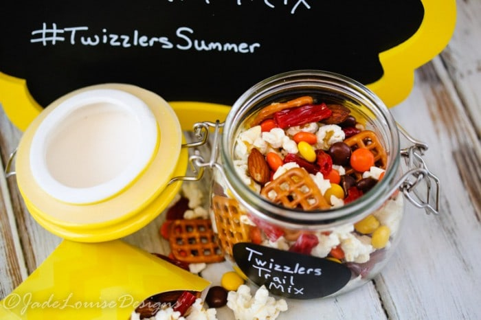 Easy Twizzlers Trail Mix Recipe
