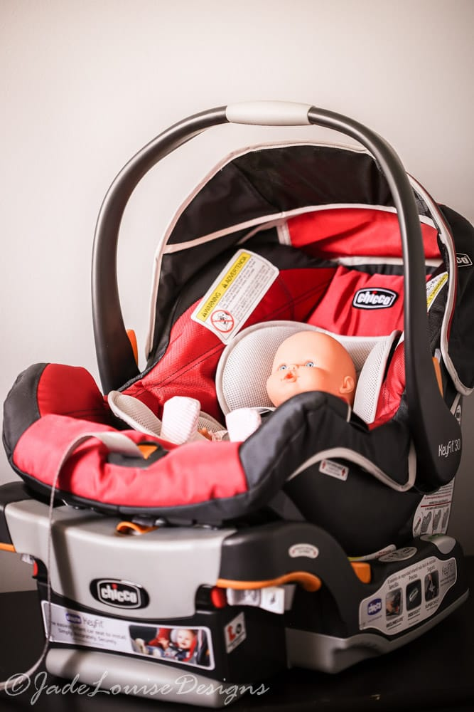 How to select the Best Infant Car Seat featuring Chicco Keyfit 30
