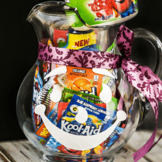 Kool Aid Man Pitcher Craft and Gift Set