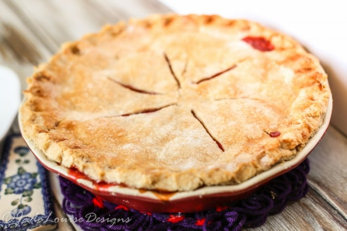 Perfect Flaky Pie Crust Recipe