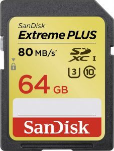 SanDisk Memory options in time for Back to School