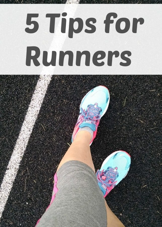 5 Tips for Runners