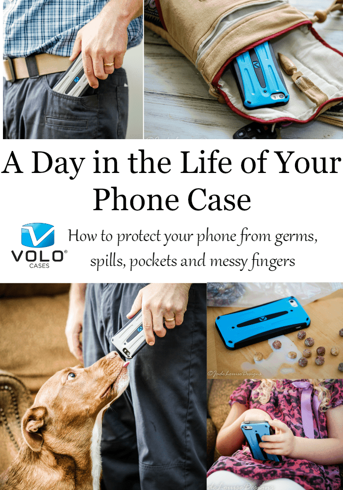 A Day in the Life of a Phone Case