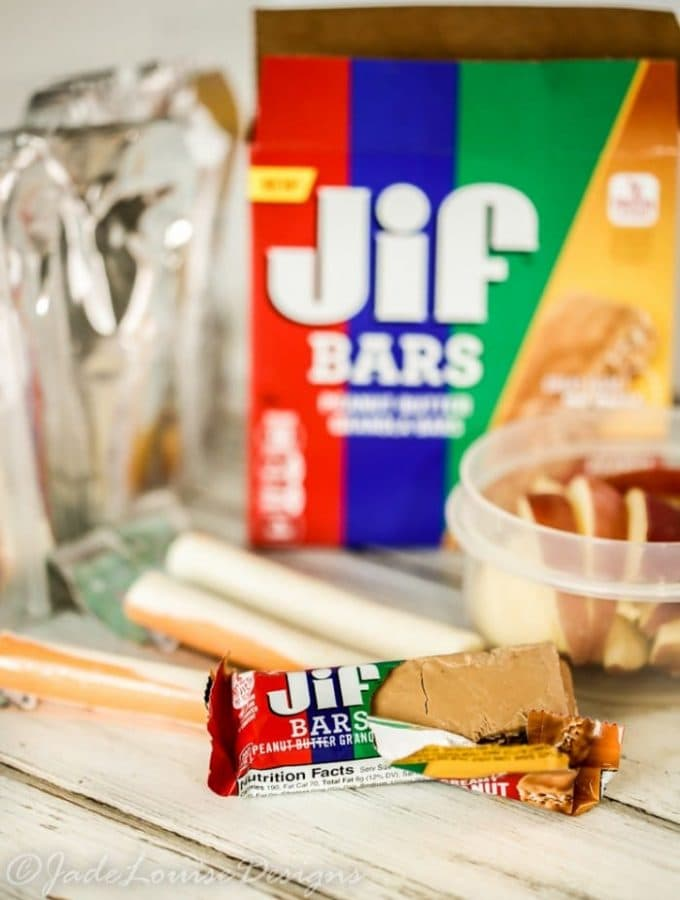 Mess Free Playground Snacks for Kids Kit