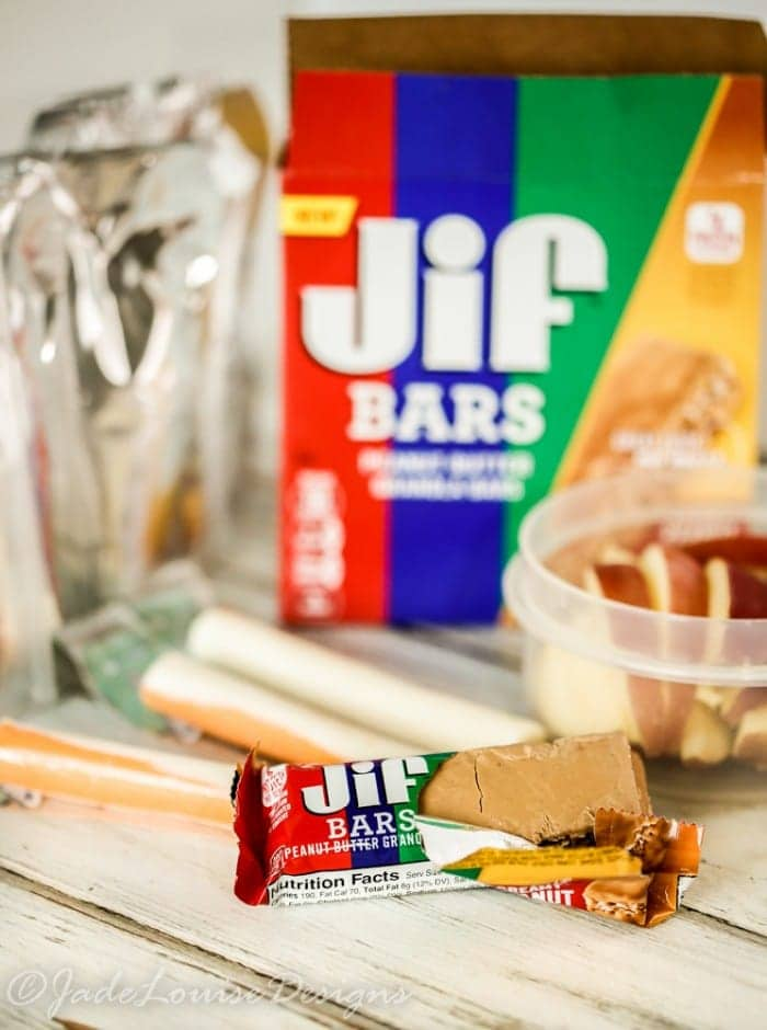 Mess Free Playground Snacks for Kids Kit