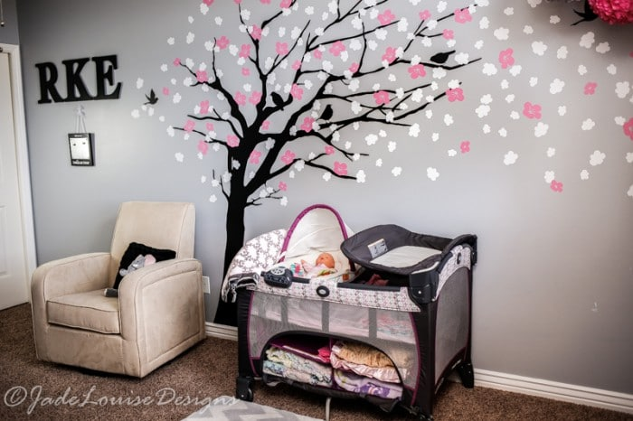 Diy Crafts For Baby Room: Baby Room Ideas For Sleeping Corner