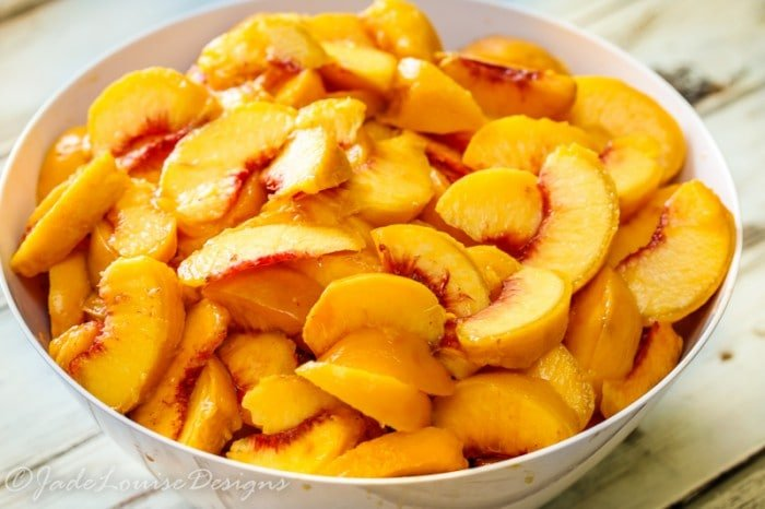How to Freeze Peaches without Sugar, Taste Fresh Peaches Year Round.