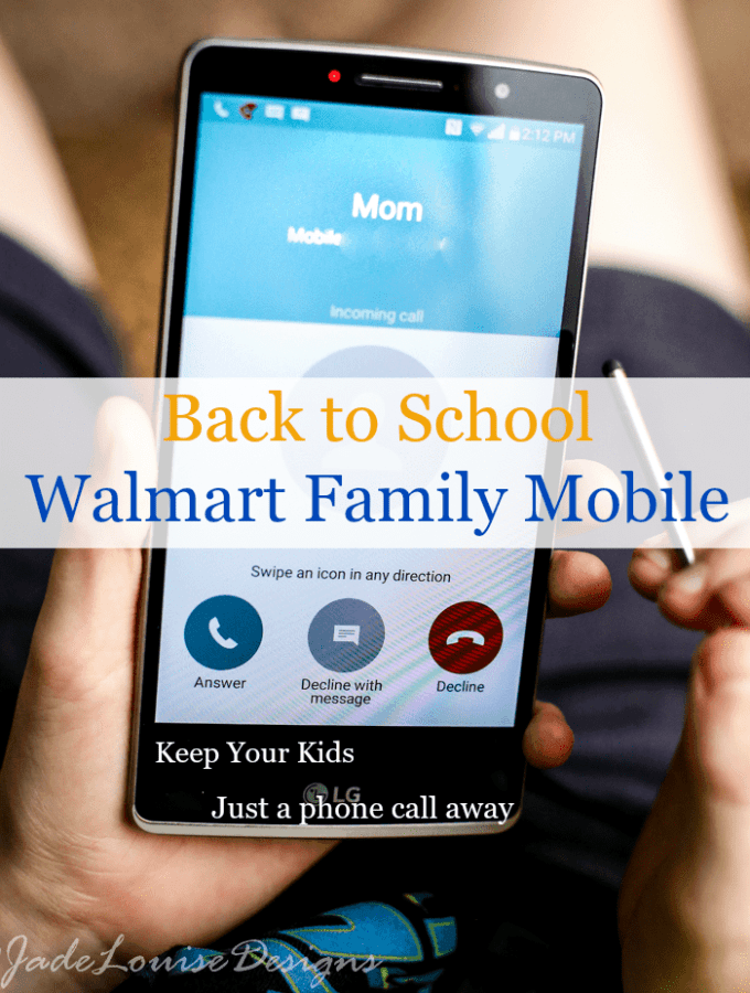 Walmart Family Mobile keeps kids just a phone call away