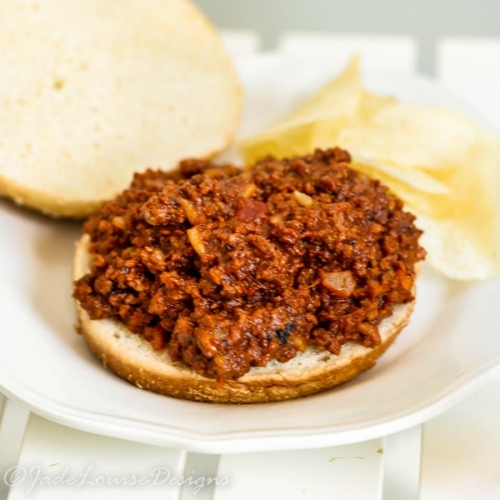 Best Homemade Sloppy Joes Recipe