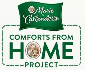 Comforts of Home and supporting our Military