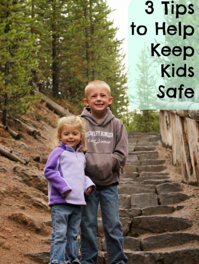 Tips to Help Keep Kids Safe