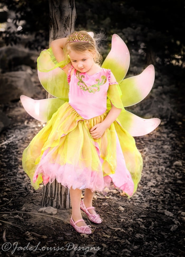 Beautiful Halloween Costumes for Kids at Chasing Fireflies