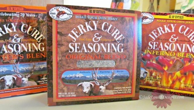 How to make beef jerky from ground meat; with Hi Mountain Seasonings