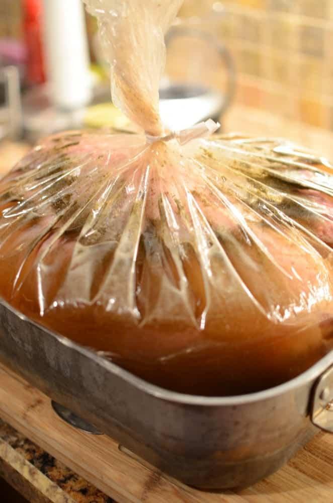 Amazing Turkey Brine Recipe to have the best Turkey Ever!