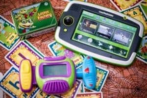 Amazing Learning Games to help Kindergarteners from LeapFrog