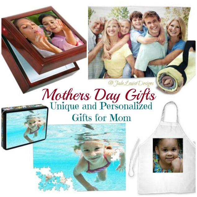 Mothers Day Gifts; Using photo products for unique gift ideas