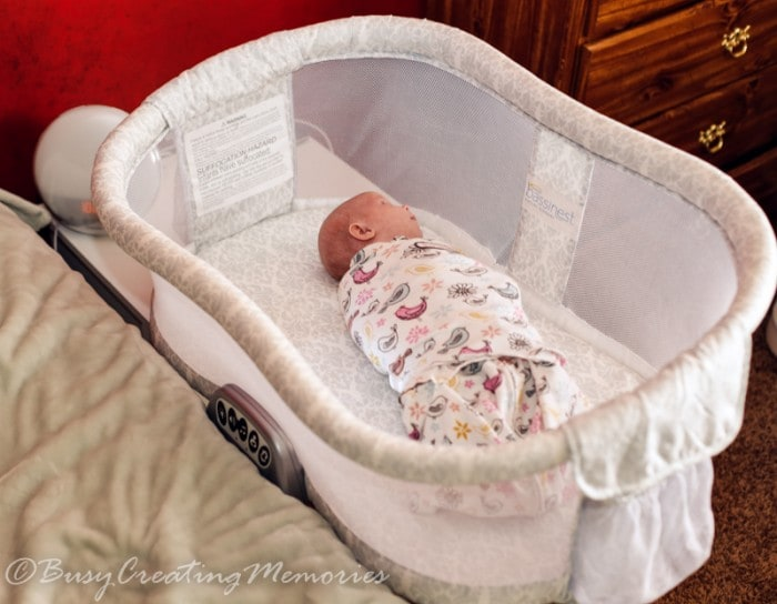 Establishing a safe sleep Environment for Baby with HALO Bassinet