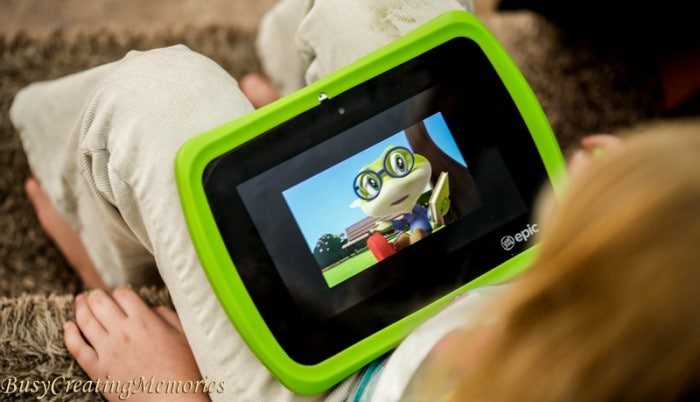Discover the LeapFrog EPIC and why it makes a great Christmas Gift