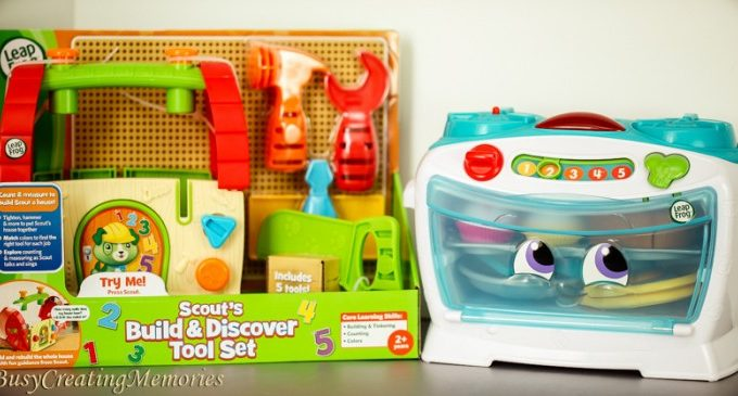 Hot New Leapfrog Toys for Christmas
