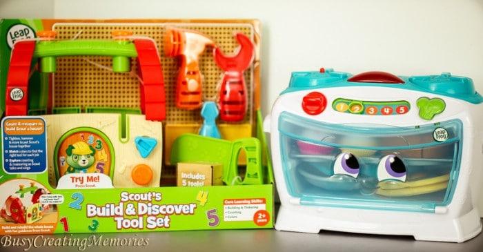 Hot New Leapfrog Toys for Christmas