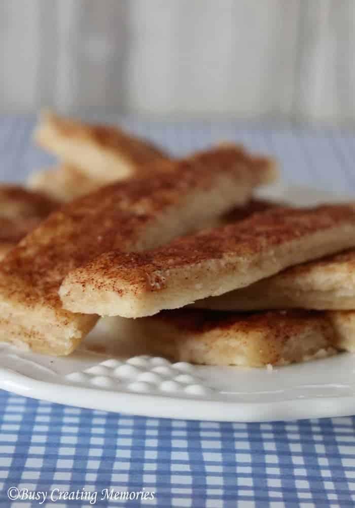 Meredith's Hospitality Cinnamon Crisps
