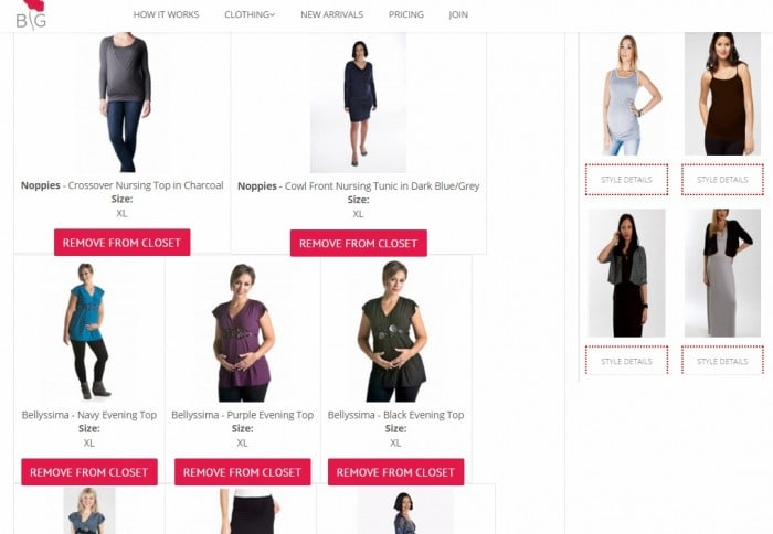 Discover Bella Gravida Maternity Fashion and get a Month FREE