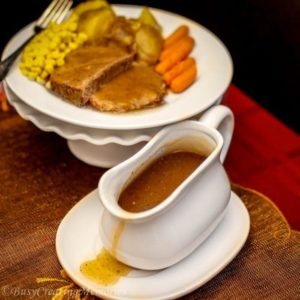 Lump Free Homemade Gravy Recipe