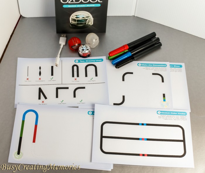 Ozobot Programmable Robot for kids