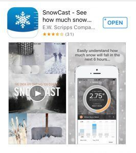 Plan your Holidays with SnowCast