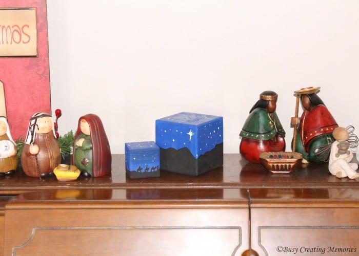 Wise Men Seek Him Still Nativity Block