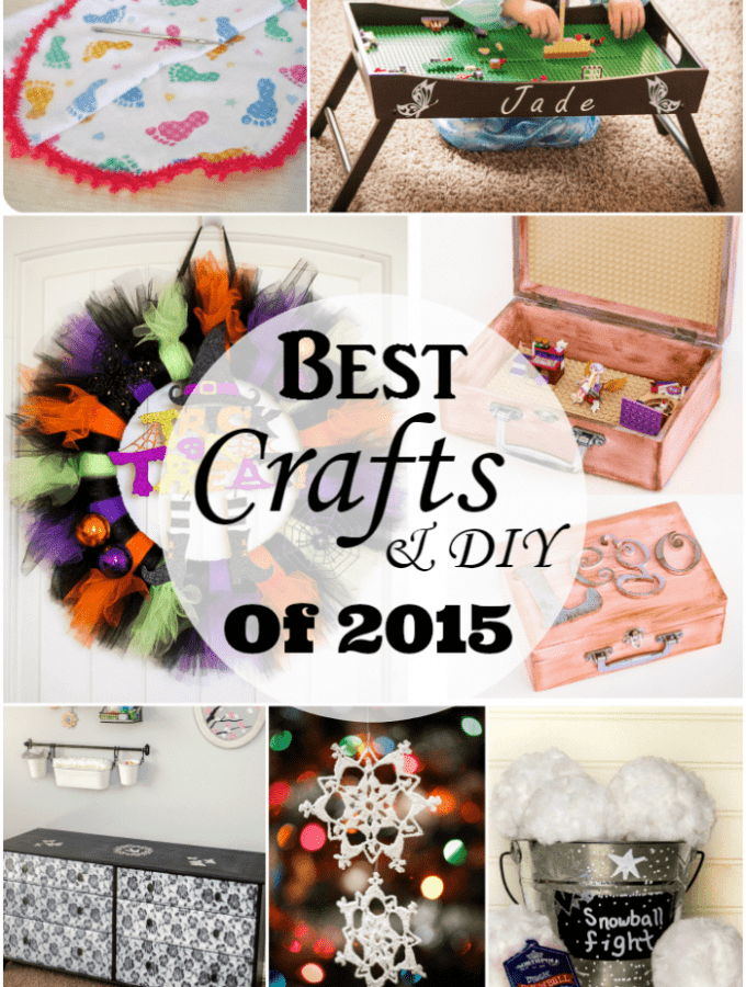 Ten Best Crafts of 2015