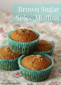 Brown Sugar Spice Muffin