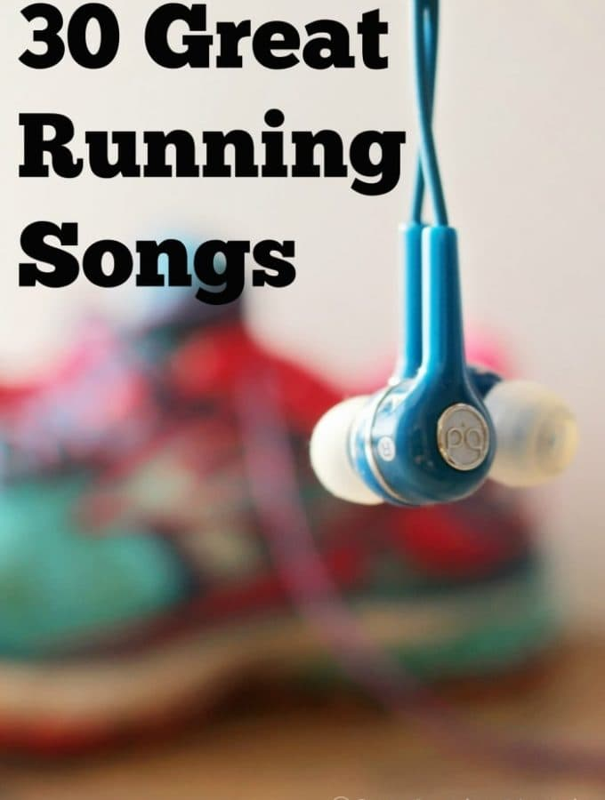 Workout Music: 30 of My Favorite Running Songs