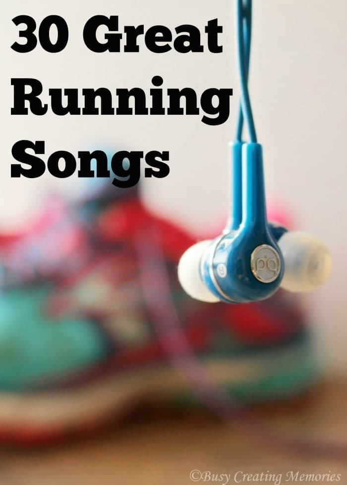 Workout music - here are my favorite running songs!
