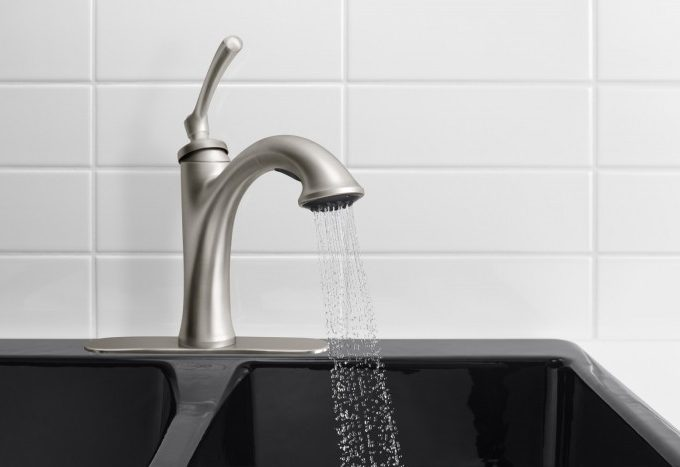 Upgrade the Kitchen the easy way with a Kohler Faucet