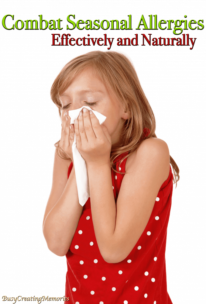 How to Combat Seasonal Allergies Effectively