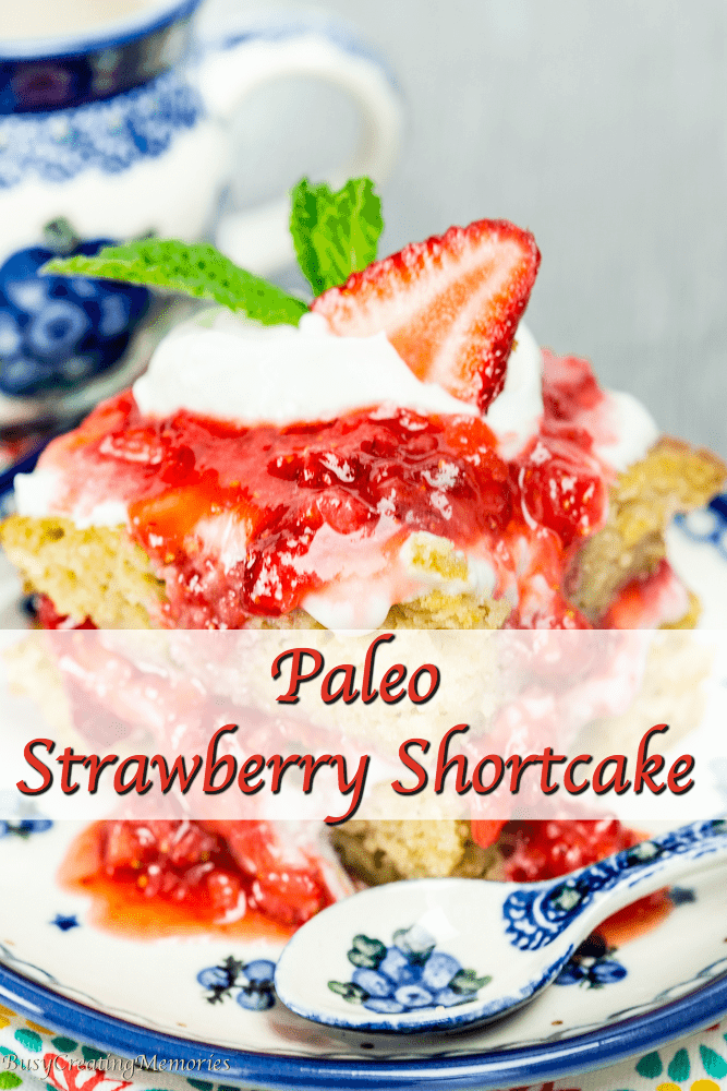 Food Com Gluten Free Strawberry Shortcake