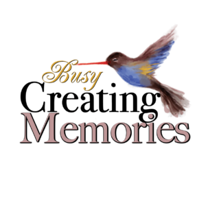 Busy Creating Memories Logo