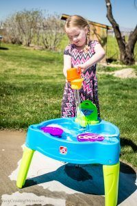 Step2 Big Bubble Splash Water Table – Sensory Play for Kids of all Ages!